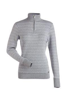 1ffd065809fe55 2017 Nils Women's Maddison Ski Casualwear Sweater (Size S Left