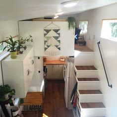 In our many faces of hOMe photo gallery we illustrate several examples of tiny houses that were inspired by the Morrison hOMe design. Enjoy!