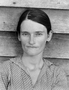 Walker Evans - Allie Mae Burroughs #2