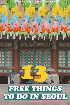Traveling in a huge city can get expensive quickly, so I compiled a list of 13 popular things to do in Seoul, South Korea for FREE plus some travel budget tips to help keep your costs low. Read to see what they are! Europe On A Budget, Budget Travel, Travel Tips, Travel Plan, Travel Guides, Travel Destinations, Seoul Korea Travel, Asia Continent, Free Things To Do