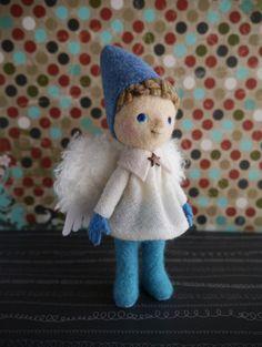 スズキユウコさんの星の子 - みんなの写真コミュニティ「フォト蔵」  Child star of Suzuki Yuko Standing doll.  It was difficult to align is the length of the legs,