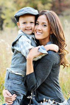 "mother and son-- Great shot to take with my sweet hugger (before he gets too ""cool"" to hug mommy any 