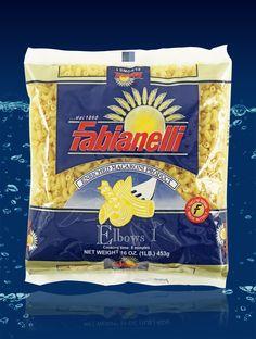 Elbow - dorum wheat semolina pasta