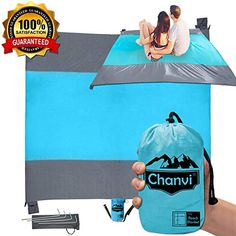 Amazon has the Large Beach Blanket Handy Sand Mat- Extra Size 9′ x 10′ Holds 7 Adults with Strap – Perfect for Picnics, Beaches, RV , Outings, Camping, Hiking and Music Festival(Blue) priced at $29.99.Use code 8ZGE2CPB at checkout and score this for only $14.99 and it ships for free with your Prime Membership or…