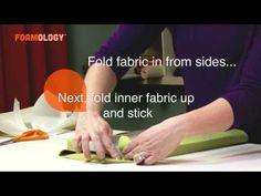 How to make fabric wall tiles with Soft Design Foam - Fairfield World Craft Projects