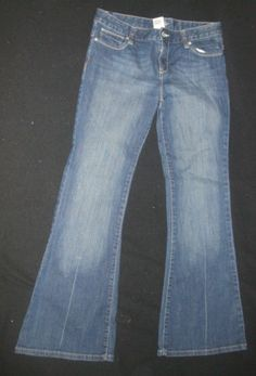 Old Navy BLue Jeans Flare Girls Size 14 Plus Old Navy Flare Girls