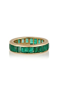 Emerald Ring Antique Emerald Rings For Sale Uk Gold Jewelry, Jewelry Rings, Jewelry Accessories, Jewelry Design, Jewlery, Emerald Jewelry, Gold Gold, Gold Ring, Emerald Eternity Ring