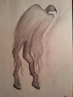 Creature Pencil by Elckv on DeviantArt
