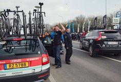 Ronde Van Vlaanderen - Behind the Scenes pt. 1 - by: Emily Maye | RADIOSHACK LEOPARD TREK