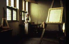 La Jeune fille à la perle : photo Colin Firth, Peter Webber, Scarlett Johansson
