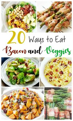 20 Ways to Eat Bacon
