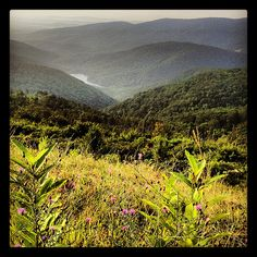 Lake Valley Skyline Drive Shenandoah National Park Virginia Blue Ridge Mountains IMG_9749