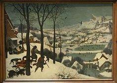 Hunters in the Snow: Brughel