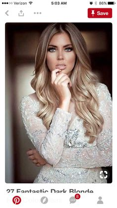 Dark Blonde Hair Color Ideas, We all have our favorite blonde! Today we are going to examine dark blonde hair color ideas together our top favorite long blonde hair ideas to inspir. Dark Blonde Hair Color, Cool Blonde Hair, Brown Blonde Hair, Cool Hair Color, Hair Colour, Black Hair, Blonde Honey, Beige Blonde Balayage, Honey Hair