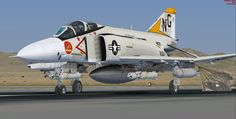 MilViz F-4E Phantom