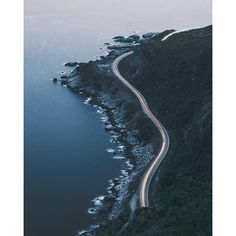 """I have a huge crush on Norway's roads. Sunset hikes with my brother @ben.forest"" Photo taken by @zckrf on Instagram, pinned via the InstaPin iOS App! http://www.instapinapp.com (09/28/2015)"