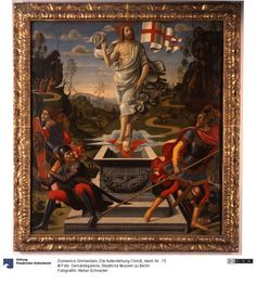 SMB-digital | Die Auferstehung Christi