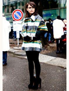 Miroslava Duma - one of the best dressed 2013