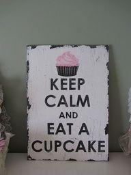 cupcake kitchen decor - Google Search