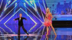 America's Got Talent 2016 Alla & Daniel Novikov Mother Son Dance Duo Ful...