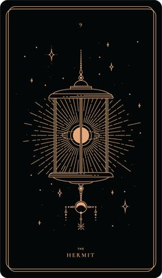 The Hermit – Soul Cards batteries illustration The Hermit Arte Cholo, The Hermit Tarot, Tarot Card Tattoo, Stampin Up Karten, Motif Art Deco, The Hierophant, Tarot Major Arcana, Psy Art, Tarot Decks