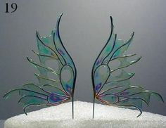 The Creative Doll: Fantasy Film Fairy Wings Diy Fairy Wings, Fairy Crafts, Fantasy Films, Paperclay, Fairy Dolls, Fairy Houses, Wire Art, Butterfly Wings, Faeries