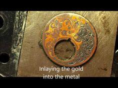 @ARTYAWATCH : Marquetery gold (making of) ••• UN ÉTONNANT STYLE NÉO-RENAISSANCE - YouTube