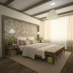 120 Awesome Farmhouse Master Bedroom Decor Ideas - Home Decor Farmhouse Master Bedroom, Master Bedroom Design, Home Decor Bedroom, Modern Bedroom, Bedroom Ideas, Diy Bedroom, Bedroom Furniture, Bedroom Designs, Bedroom Setup