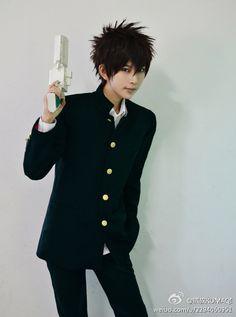 Kuroba Kaito (KumaQi) | Detective Conan #anime #cosplay