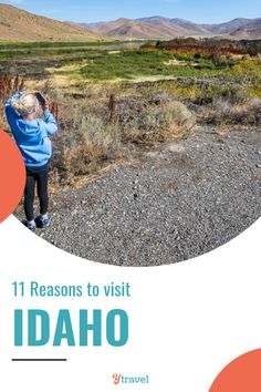 Did you know that Idaho borders two spectacular national parks? You can visit both Yellowstone National Park and Grand Teton National park from here. And if that's not reason enough, we've compiled a great list of 11 reasons to visit Idaho this year! Check it out on our blog. #IdahoTravel #HiddenGemsinIdaho #ReasonstoVisitIdaho #RoadTripIdeas #USRoadTrips #FamilyTravel