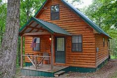 Book Your Cabin with Heartpine Hollow Today!: Lil Bear Cabin