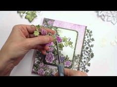Emma Lou from Heartfelt Creations shows you how she uses the Italian Riviera collection! For more great Heartfelt Creation products visit our site here: http...