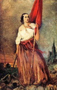 Maria Lopesde e Grandes Seres: Anita Garibaldi, heroína da pátria