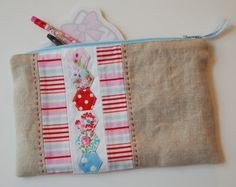 more pouches | lots of pink here!