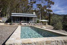 Palatial Pool - Ellen DeGeneres & Portia De Rossi List Santa Barbara Estate For $45 Million - Photos