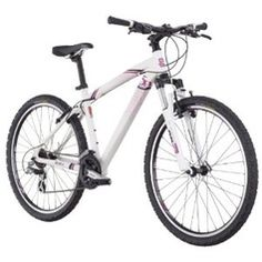 Diamondback Women 2012 Lux Mountain Bike (White)