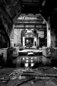Roundup: incredible images of abandoned and ruined power plants from all over the world