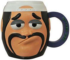 Diamond Select Toys Jay and Silent Bob: Super Groovy Cartoon Movie Ceramic Mug
