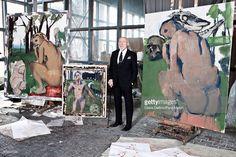 Risultati immagini per markus lüpertz paintings