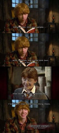 Rupert Grint Interview...i always thought that the Phelps twins looked more like Ron in the books than Rupert!