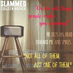 Slammed by Colleen Hoover (Slammed #1)