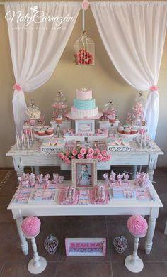 Shabby chic Birthday Party Ideas | Photo 10 of 18