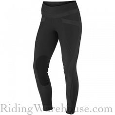 Irideon Synergy Kneepatch Riding Tights Breeches