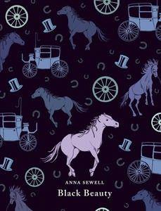 Black Beauty by Anna Sewell | cover art by Daniela Jaglenka Terrazzini