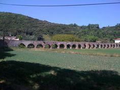 Acqueduc de Le Bousquet-d'Orb 34260