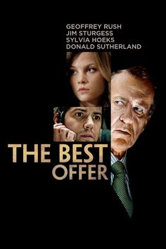 The Best Offer (2013) Full Movie Streaming HD