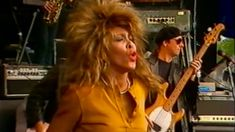 Tina Turner - I Can't Stand The Rain - Live 1987
