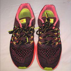 premium selection b9535 094a7 Nike Shoes   Nike Vomero 10 Women S Running Shoe   Color  Orange Purple
