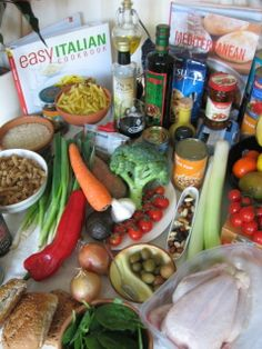 How to Follow the Mediterranean Diet | Health | Patient.co.uk