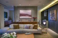 Serido Apartment by Coletivo Arquitetos